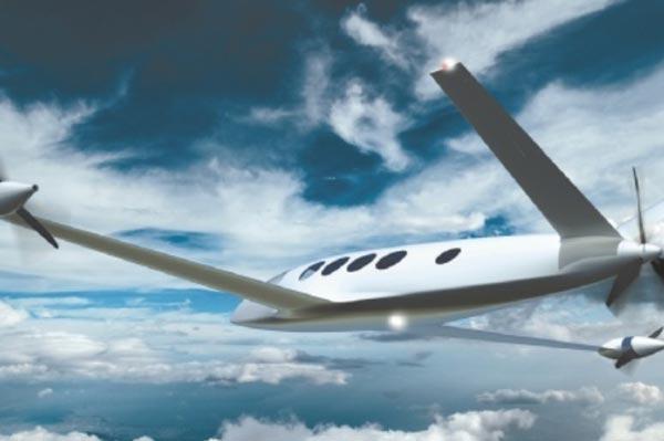 Eviation Aircraft - כשאובר פוגשת את טסלה בשמיים